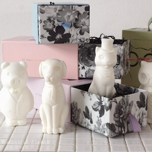 【THE SOMERSET TOILETRY】アニマルソープCAT&Owl&DOG&PIG