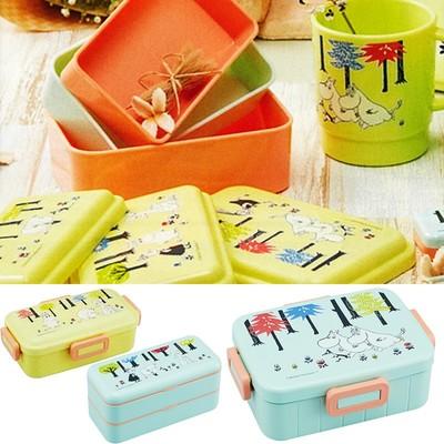 【北欧雑貨ムーミン】 <フォレスト>ランチボックスセット&箸箱セット