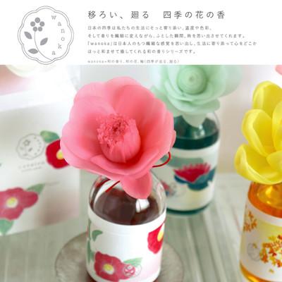 【ART LABO】色づき華やぐ和花の香り wanokaソラフラワーディフューザー