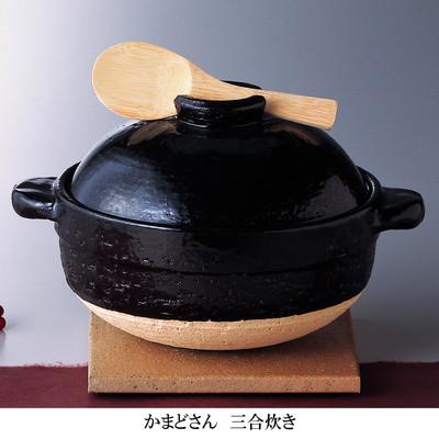 【伊賀焼長谷園】土鍋&かまどさん