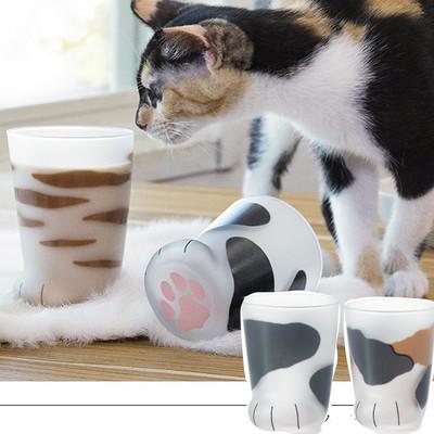 日本製【ここねこ】かわいい猫柄グラス coconeco