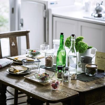 【Swing stopper bottle】テーブルをおしゃれに演出 ウォーターボトル 果実酒にも!