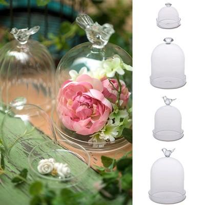 【お花や雑貨を美しく飾る】Marlene ガラスドーム