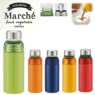 【Marcheベジタブルカラー】セパレートステンレスボトル