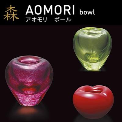 【津軽びいどろ】AOMORIアオモリボール