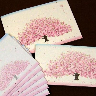 ステーショナリー 「桜さくら」シリーズ