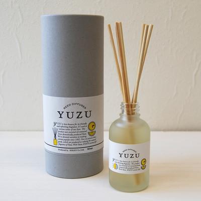 【高知県産ユズ精油使用】YUZUシリーズ消臭リードディフューザー&消臭ルームミスト