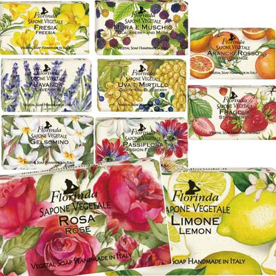 【Florinda】フロリンダ ミラノの植物性パラベンフリーソープ