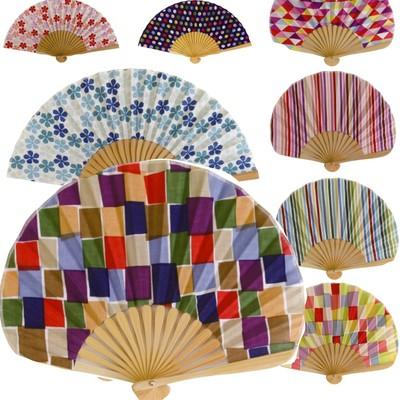 【京都の染物屋さん】五色帆布堂 扇子
