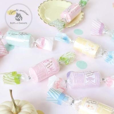 【SweetsMasion】キャンディフィズ まるでキャンディのような入浴剤