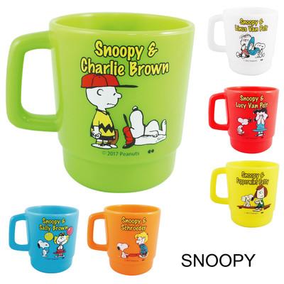 【日本製】SNOOPY スヌーピープラマグSサイズ