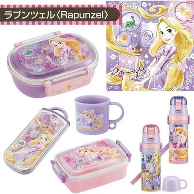 【ラプンツェル】箸セット&お弁当箱&水筒