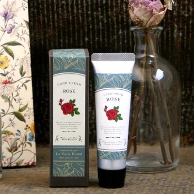 【Le Voile Floral】ル・ヴォワル・フローラル フランス産香料使用のハンドクリーム