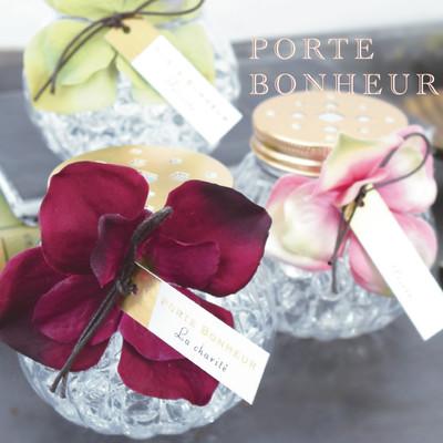 【PORTEBONHEUR】ポルトボヌール フレグランスジェル