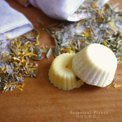 【Calena】お風呂のバスティー☆チョコみたいな保湿バター入り ビーガンバスティー