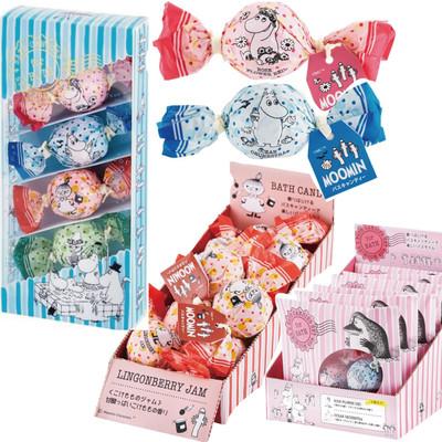 【北欧雑貨ムーミン】MOOMINバスキャンディー