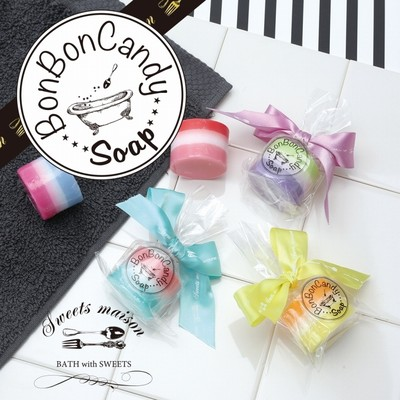 【SweetsMaisonスウィーツメゾン】 キュートなキャンディソープ