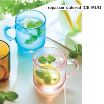【repasser colored】ICE MUG 冷たい飲み物を華やかに