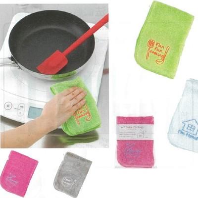 日本製【水でふくだけ!洗剤なしですっきり】キッチンクリーナー