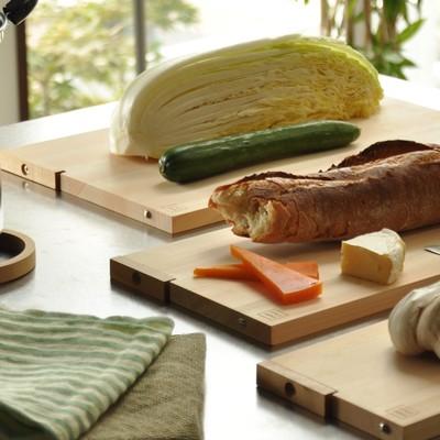 ※予約・土佐龍【日本製四万十のヒノキまな板】スタンド式で使いやすい檜まないたS,M,Lサイズ