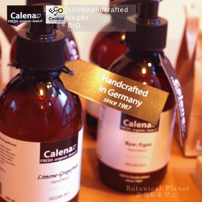 【Calena】ビーガンオーガニックハンドソープ ハンドメイドorganicソープ