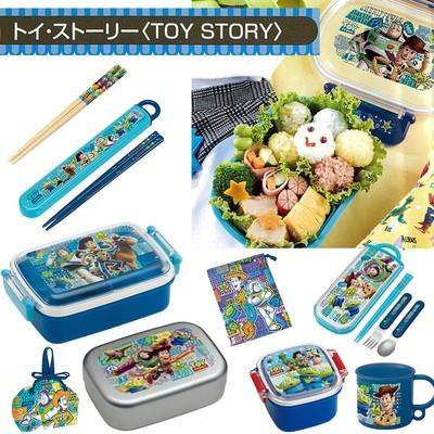 ディズニー【トイ・ストーリー】箸&弁当箱