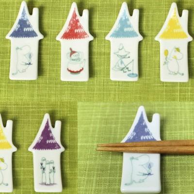 【北欧雑貨MOOMIN 】ムーミン箸置き