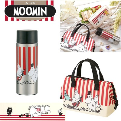 【ムーミン】ステンレスボトル&ランチバッグ