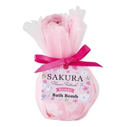 Flower Festival 桜バスボム
