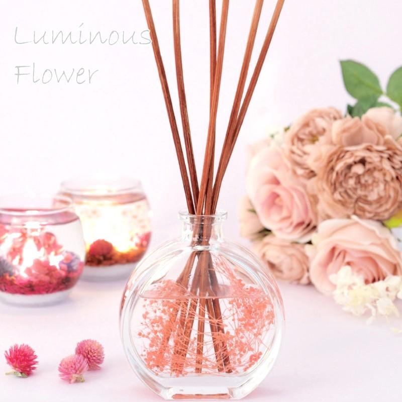 ※限定特価【可憐な花や実を閉じ込めたフレグランス】ルミナスフラワールームフレグランス